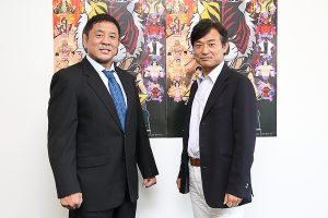 永田裕志×てらそままさきインタビュー「タイガーマスクW」対談