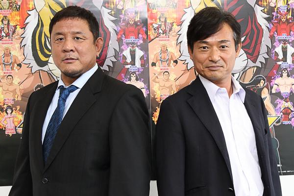 フォトギャラリー 永田裕志×て...