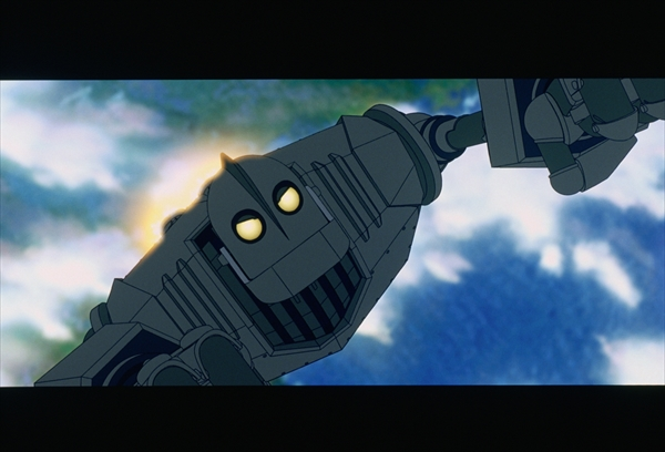 <p>&copy;1999 THE IRON GIANT and all related characters elements are trademarks of Warner Bros. Entertainment Inc.</p>