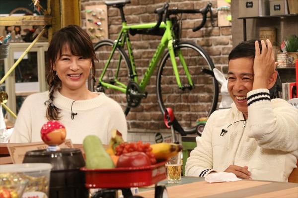 『おかべろ』鈴木砂羽が岡村隆史の過去の恋愛を暴露!?