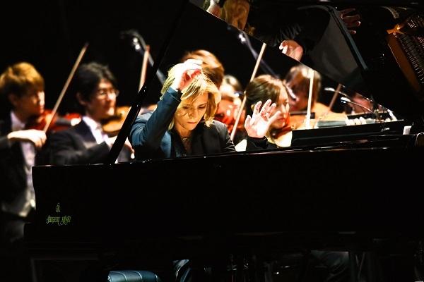 YOSHIKIクラシカルツアー日本公演ファイナル「僕は世界一すてきなファンに恵まれたアーティストです」