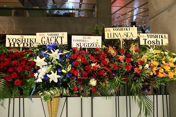 <p> YOSHIKIクラシカルツアー日本公演ファイナル「僕は世界一すてきなファンに恵まれたアーティストです」</p>