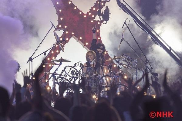X JAPANが12・17放送『SONGS』で新曲「La Venus」を世界初披露!