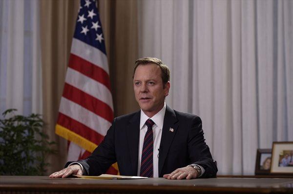 『24』のK・サザーランドが大統領に!Netflixオリジナルドラマ『サバイバー:宿命の大統領』予告編公開