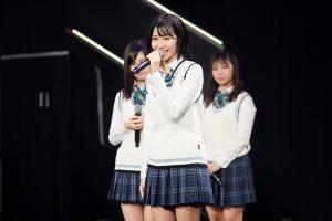 HKT48チームTII+研究生「手をつなぎながら」公演