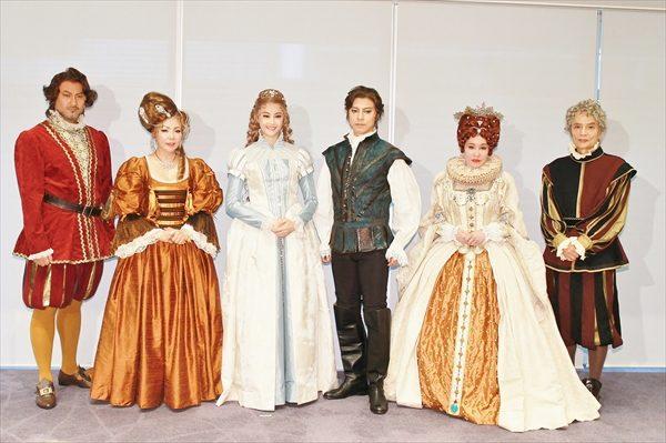 A.B.C-Z 五関晃一「キュンキュンさせたい」舞台『シェイクスピア物語』明日開幕!
