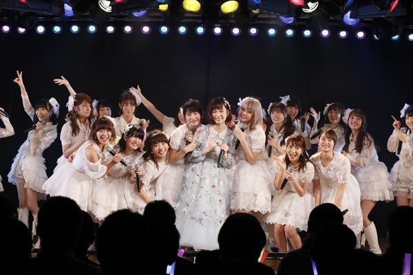 島崎遥香、AKB48最後の一曲は「君は気まぐれ」AKB48劇場で卒業公演開催