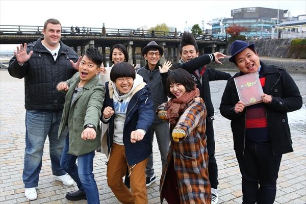 雨上がり決死隊らが京都の絶品グルメを懸けてクイズに挑戦!