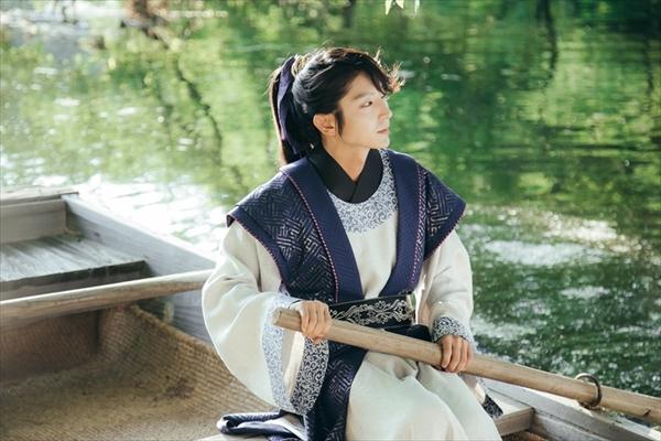 皇子たちの胸キュン映像が公開!「麗<レイ>~花萌ゆる8人の皇子たち~」
