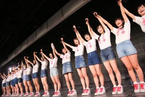 「NGT48劇場一周年記念 49000人を魅了したNGT48の魂!」