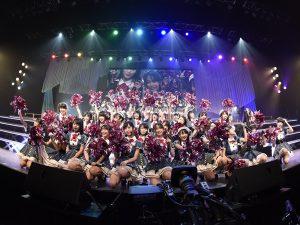 """AKB48""""新春!チーム8祭り""""「天下統一」"""