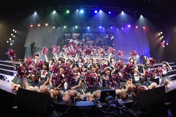 """AKB48""""新春!チーム8祭り""""「東の陣」「西の陣」「天下統一」開催"""