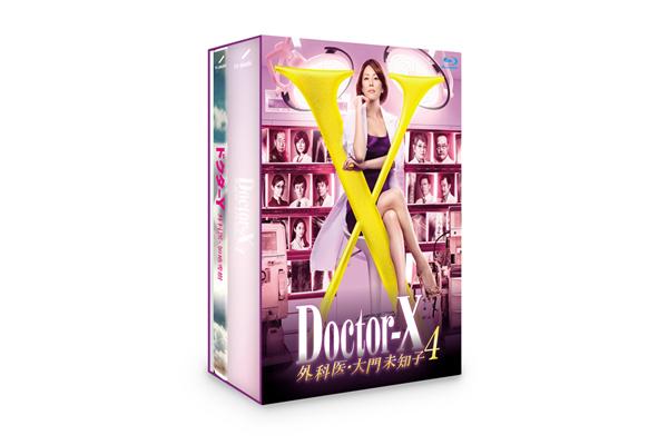 「ドクターX~4」BD&DVDにスピンオフ「ドクターY~外科医・加地秀樹」収録決定