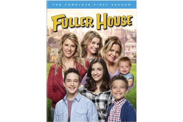 「フルハウス」から30年。あの一家が帰ってきた!「フラーハウス<ファースト・シーズン>」3・16DVD発売&レンタル開始