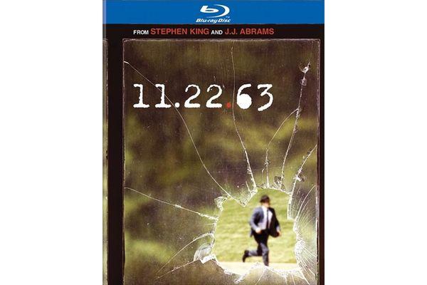 ケネディ暗殺を阻止せよ…スティーブン・キング×J.J.エイブラムスが贈る「11.22.63」BD&DVD 4・12発売