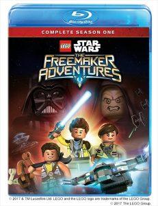 『LEGO スター・ウォーズ/フリーメーカーの冒険 シーズン1』
