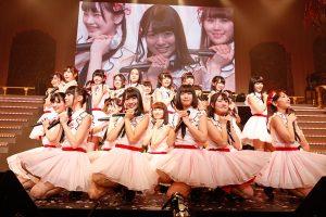 「AKB48グループリクエストアワー セットリストベスト100 2017」2日目