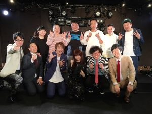 『WEL名古屋~ワタナベ名古屋芸人LIVE~』
