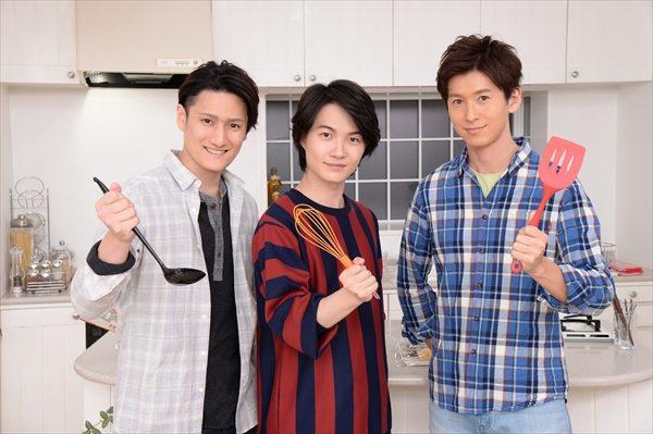 中村隼人&神木隆之介の同級生コンビが初共演!LaLa TV「メンズキッチン」3月放送