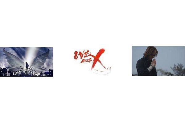 X JAPANの壮絶な真実を描いた映画「WE ARE X」が3・3日本公開決定!