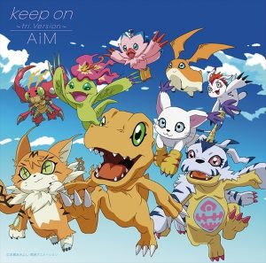 「keep on~tri.Version~」