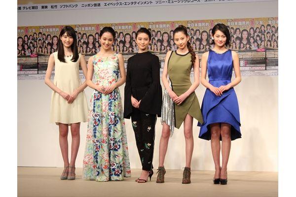 武井咲、オーディション必勝法を明かす「キレイな玄関をお借りした」第15回全日本国民的美少女コンテスト応募受付開始