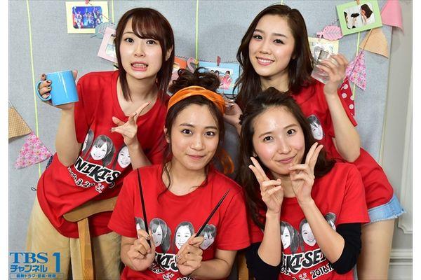 "SKE48・2期生、高柳明音ら4人の鍋パをのぞき見!『SKE48 ZERO POSITION』""ご褒美企画""回、2・4放送"