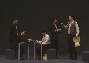 カジャラ旗揚げ公演「大人たるもの」