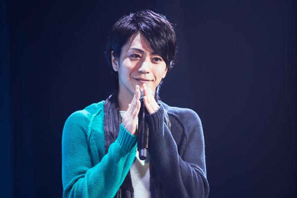 廣瀬智紀が初BDイベント開催!ゆず、中島みゆきの名曲熱唱