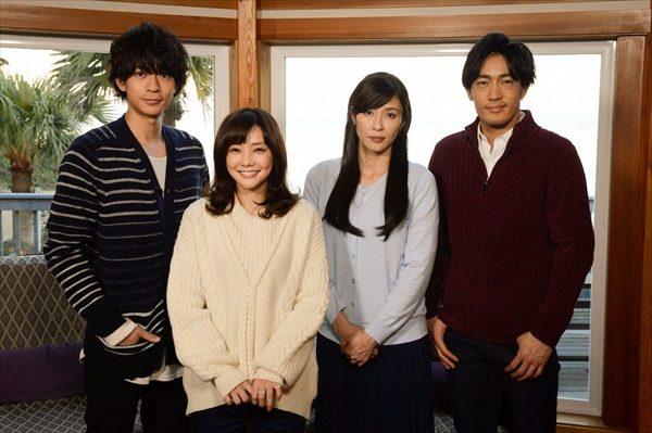 『奪い愛、冬』第4話は恐怖の4人旅!三浦翔平&大谷亮平の仲良しショットに水野美紀「カップルみたい」