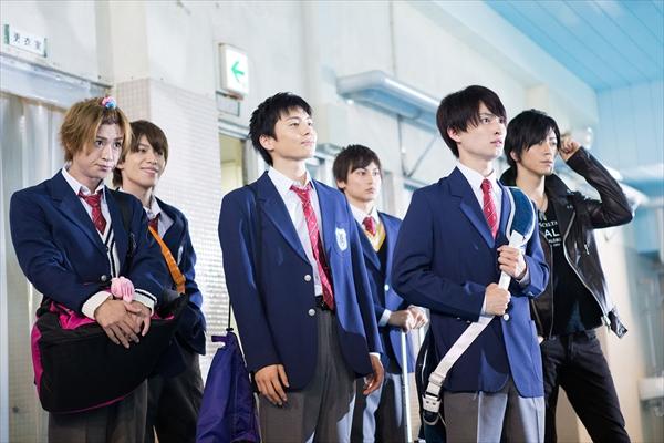 ドラマ「男水!」本日放送の第4話場面写真を公開!最終回直前イベントも開催決定