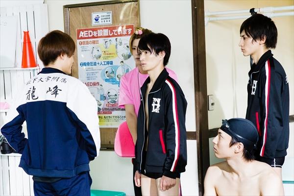 「男水!」下巻Blu-ray&DVDが4・12発売&2.5次元スターが集結する購入者限定イベントも開催決定