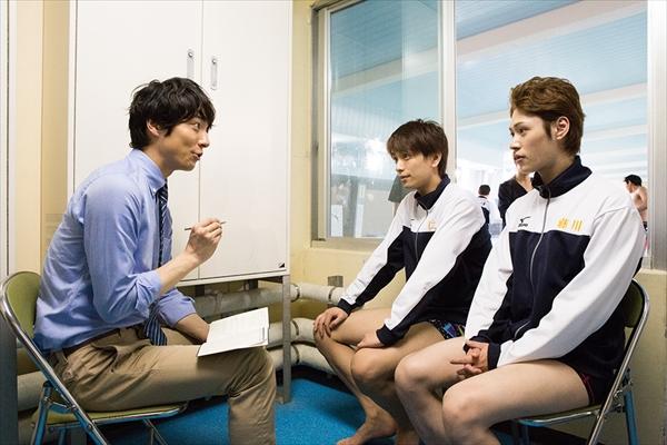 2・18放送「男水!」第5話に和田琢磨がゲスト出演!本編放送前にニコ生一挙放送も