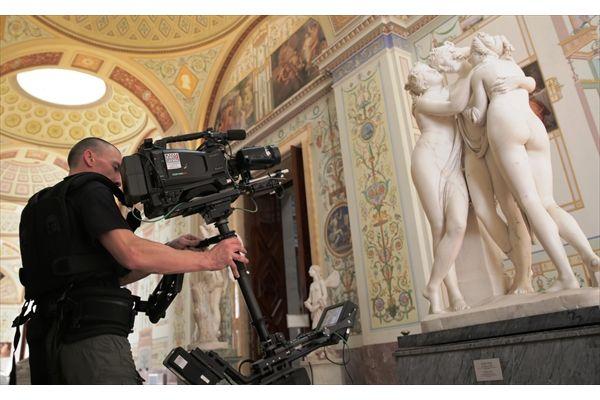 世界最大級の美術館の秘密に迫る映画「エルミタージュ美術館 美を守る宮殿」4・29公開