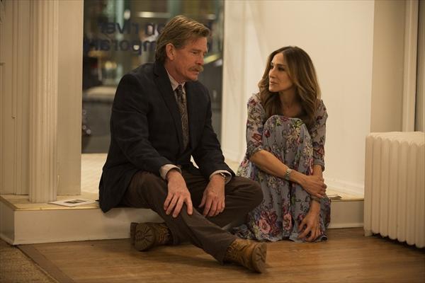サラ・ジェシカ・パーカー『SATC』以来のTVシリーズ『DIVORCE/ディボース<ファースト・シーズン>』DVD5・3発売