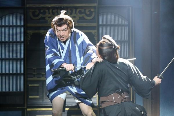 古田新太主演『乱鶯』が≪ゲキ×シネ≫最新作に登場!4月より全国上映開始