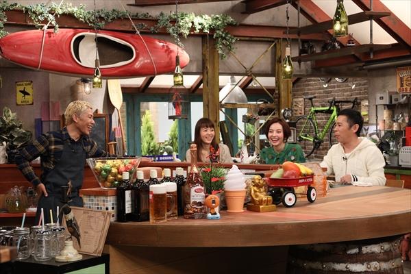 <p>『おかべろ』休養明けのベッキーに岡村隆史がアドバイス</p>