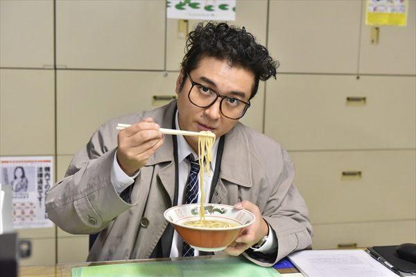 「スーパーサラリーマン左江内氏」ムロツヨシ演じる小池刑事のオリジナルストーリー配信決定