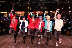 『おそ松さん on STAGE~SIX MEN'S SONG TIME~』リリース記念イベント