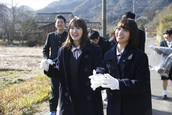乃木坂46メンバーがリアル高校生活を体感!『乃木坂46のガクたび!』2・26放送