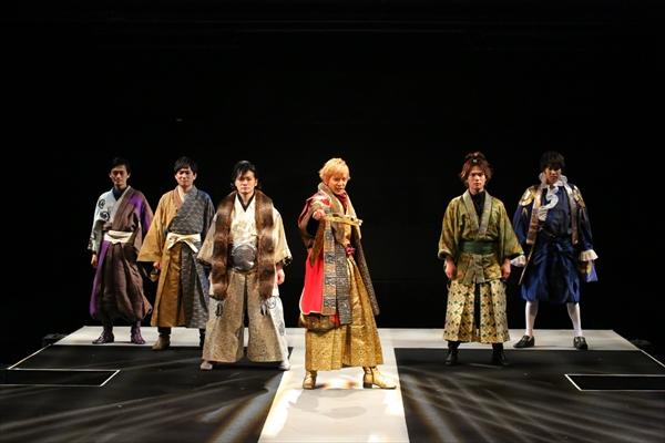辻本祐樹「身の引き締まる思い」舞台「SENGOKU WARS~RU・TENエピソード2~猿狸合戦」2・25開幕