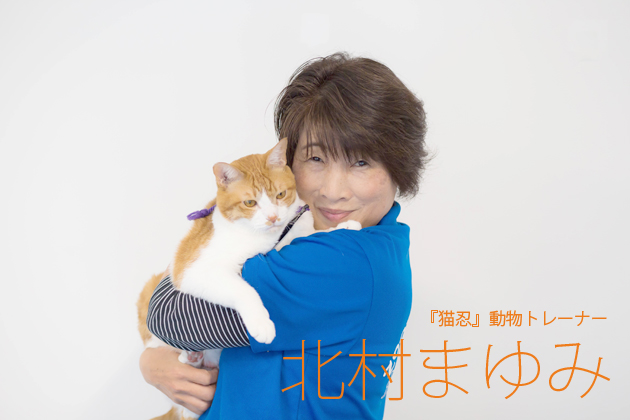 『猫忍』動物トレーナー・北村まゆみインタビュー「猫好きな方は間違いなく楽しめます」