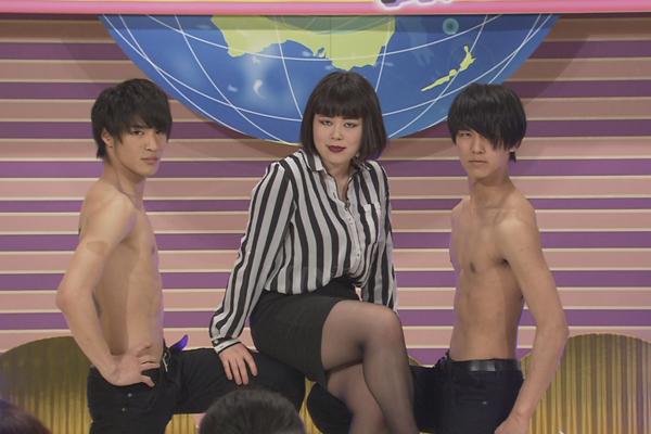 ブルゾンちえみwithマジプリ!? MAG!C☆PRINCE冠番組に人気芸人が集結