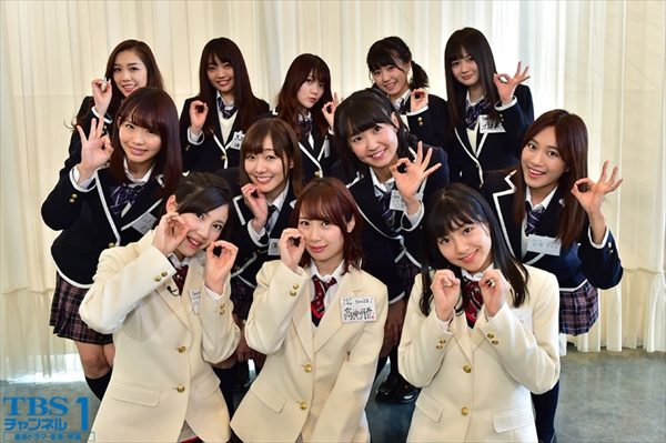 "SKE48のガチすっぴん10連発!メンバーの中で一番""女子力""が高いメンバーを決める、女子力No.1決定戦がスタート!"