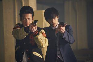 唐沢寿明&窪田正孝共演「ラストコップ」劇場版と連動したアナザーストーリーをHuluで配信