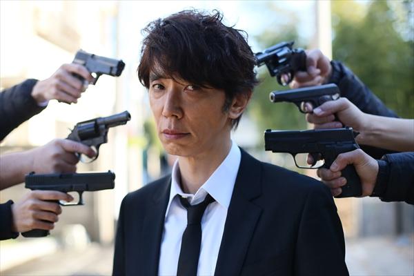 ユースケ・サンタマリアが12年ぶりに刑事役で主演!相棒役は相武紗季