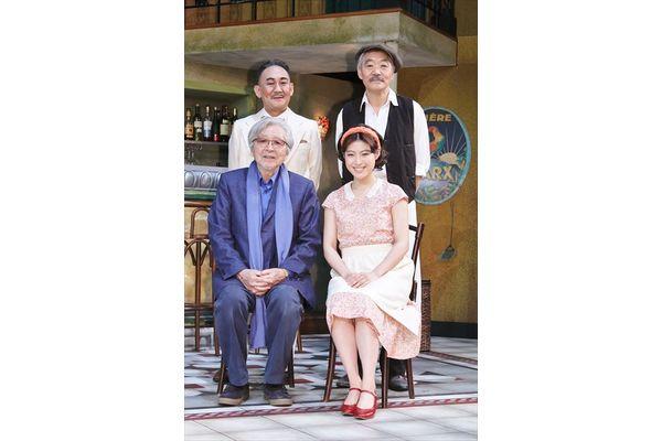 今井翼、山田洋次監督作品に「大船に乗った気持ち」音楽劇『マリウス』絶賛上演中!