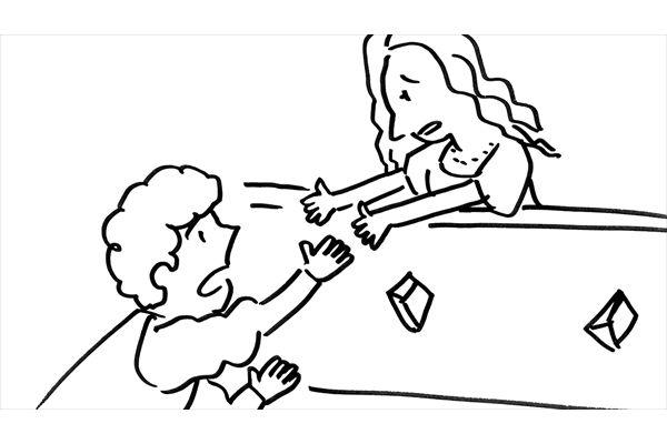 声優・緑川光出演!NTT東日本WEBムービー「金のオノ、銀のオノ篇」「ロミオとジュリエット篇」公開
