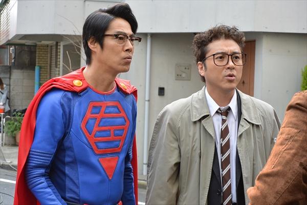 『左江内氏』ムロツヨシ主演のオリジナルストーリーに堤真一らが参戦