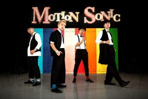 「MOTION SONIC PROJECT」